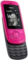 Nokia 2220 Slide Pink  Unlocked Mobile Phone