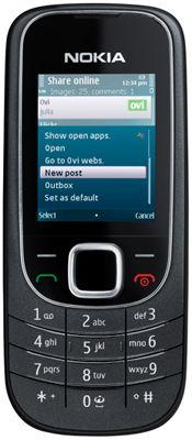 Nokia 2323 Classic Sim Free Unlocked Mobile Phone