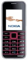 Nokia 3500 Pink  Unlocked Mobile Phone