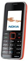 Nokia 3500 (Grey)  Unlocked Mobile Phone