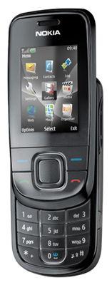 Nokia 3600 Slide (Charcoal) Sim Free Unlocked Mobile Phone