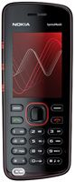 Nokia 5220 Xpress Music (Red)  Unlocked Mobile Phone