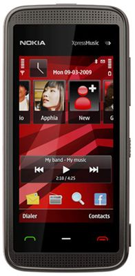 Nokia 5530 XpressMusic Sim Free Unlocked Mobile Phone
