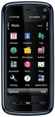 Nokia 5800 Sim Free Unlocked Mobile Phone
