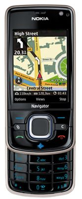 Nokia 6210 Navigator Sim Free Unlocked Mobile Phone