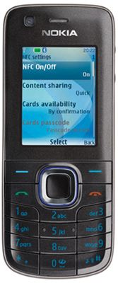 Nokia 6212 NFC Sim Free Unlocked Mobile Phone
