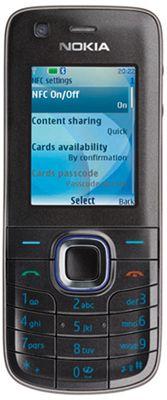Nokia 6212 NFC Sim Free Unlocked Mobile Phone