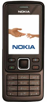 Nokia 6300 (Chocolate) Sim Free Unlocked Mobile Phone