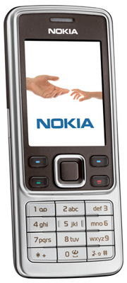 Nokia 6301 Sim Free Unlocked Mobile Phone