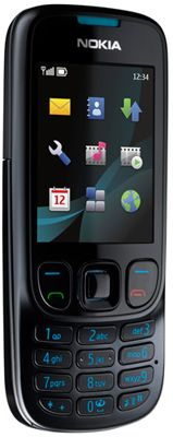 Nokia 6303 Classic (Black) Sim Free Unlocked Mobile Phone