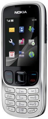 Nokia 6303 Classic (Silver) Sim Free Unlocked Mobile Phone
