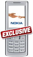Nokia 6500 Classic SILVER  Unlocked Mobile Phone