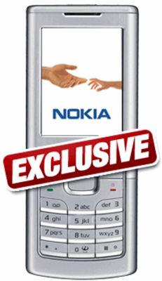 Nokia 6500 Classic SILVER Sim Free Unlocked Mobile Phone