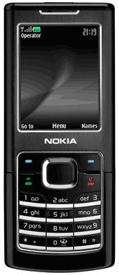 Nokia 6500 Classic Sim Free Unlocked Mobile Phone