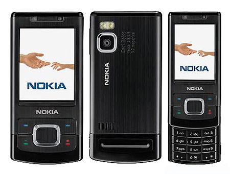 nokia 6500 slide black sim free unlocked extra
