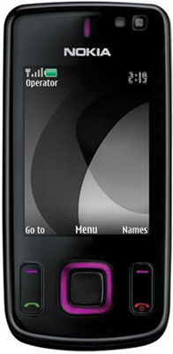 Nokia 6600 Slide (Pink) Sim Free Unlocked Mobile Phone