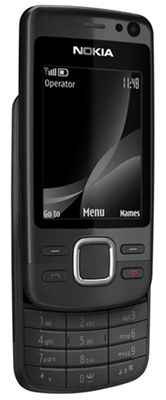 Nokia 6600i Slide (Black) Sim Free Unlocked Mobile Phone