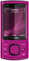 Nokia 6700 Slide Pink Sim Free Unlocked Mobile Phone