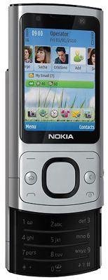 Nokia 6700 Slide Sim Free Unlocked Mobile Phone