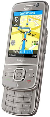 Nokia 6710 Navigator Sim Free Unlocked Mobile Phone