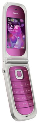 Nokia 7020 Pink Sim Free Unlocked Mobile Phone