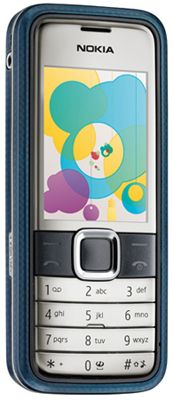 Nokia 7310 Supernova Sim Free Unlocked Mobile Phone