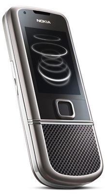 Nokia 8800 Arte Carbon Sim Free Unlocked Mobile Phone