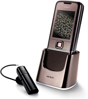 Nokia 8800 Arte Sapphire Sim Free Unlocked Mobile Phone