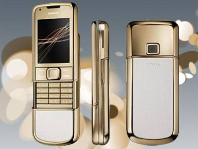 Nokia 8800 Gold Arte Sim Free Unlocked Mobile Phone