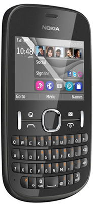 Nokia Asha 201 Sim Free