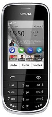 Nokia Asha 203 Sim Free