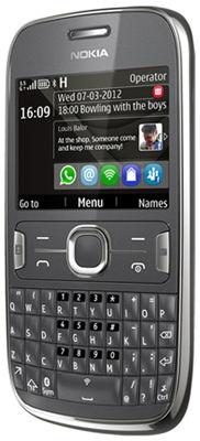 Nokia Asha 302 Sim Free