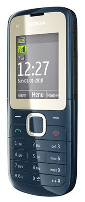 Nokia C2 Sim Free Unlocked Mobile Phone