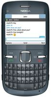 Nokia C3 Sim Free Unlocked Mobile Phone