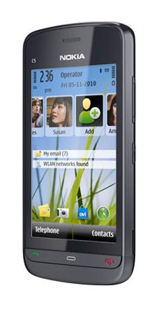 Nokia C5-03 Sim Free Unlocked Mobile Phone
