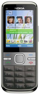 Nokia C5 Sim Free Unlocked Mobile Phone