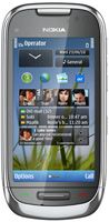 Nokia C7  Unlocked Mobile Phone