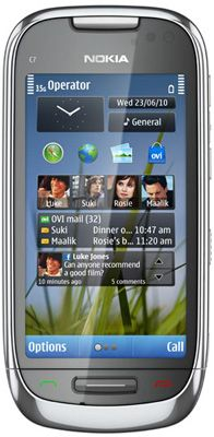 Nokia C7 Sim Free Unlocked Mobile Phone