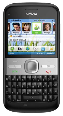 Nokia E5 Sim Free Unlocked Mobile Phone