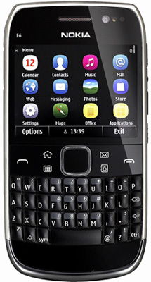 Nokia E6-00 Sim Free Unlocked Mobile Phone