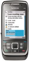 Nokia E66  Unlocked Mobile Phone