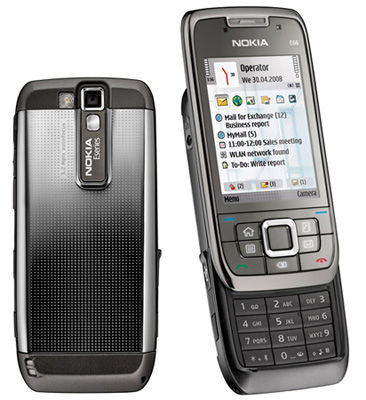 Nokia E66 Sim Free Unlocked Mobile Phone