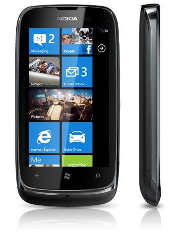 Nokia Lumia 610 Sim Free