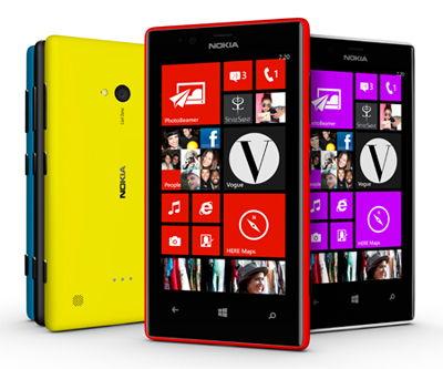 Nokia Lumia 720 Sim Free