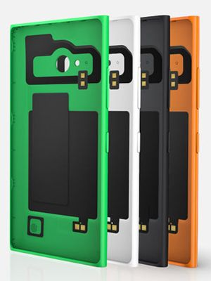 Nokia Lumia 735 Wireless Charging Shell