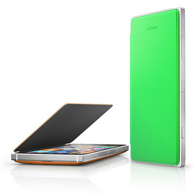 Nokia Lumia 830 Wireless Charging Flip Shell