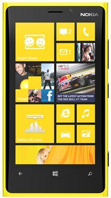 Nokia Lumia 920 Sim Free