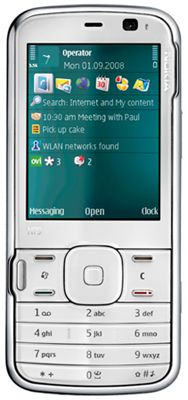 Nokia N79 Sim Free Unlocked Mobile Phone