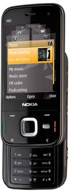 Nokia N85 Sim Free Unlocked Mobile Phone