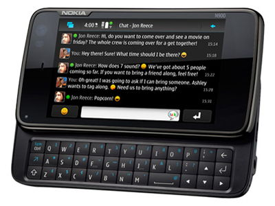 Nokia N900 Sim Free Unlocked Mobile Phone